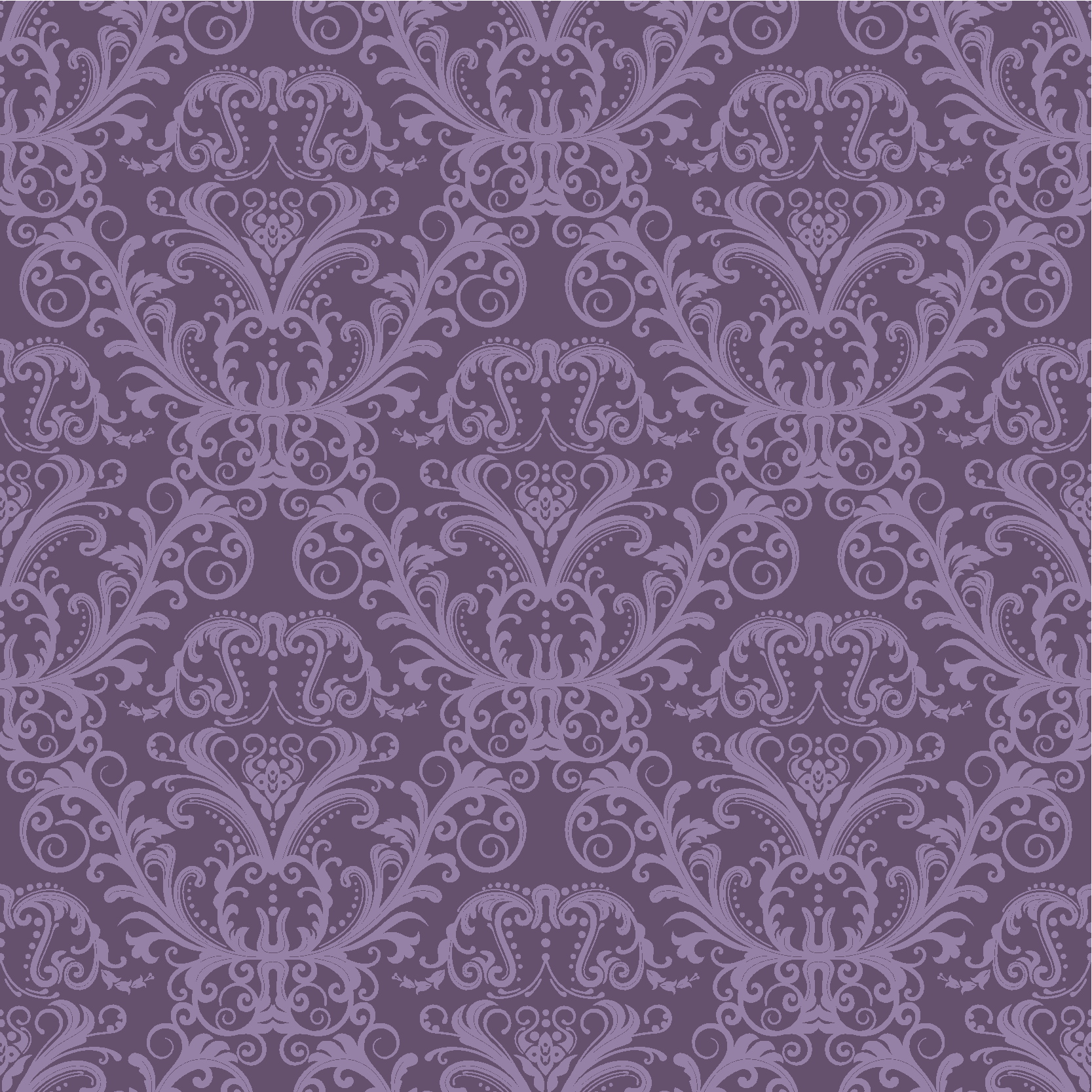 Violet Classical Pattern Free Vector Background