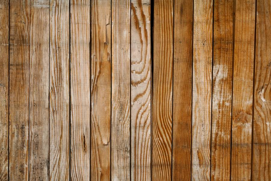 Weathered Outdoors Wood Background