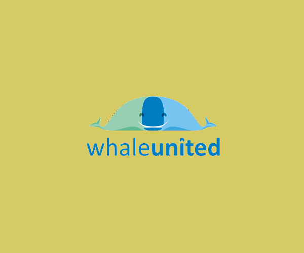 Whale United Logo Design For Free