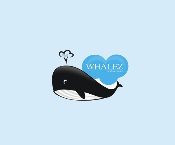 Whalez Logo Design For Free Download