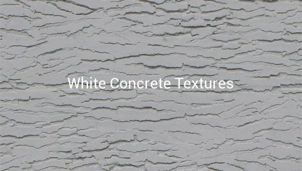 White Concrete Textures