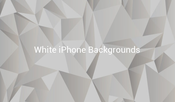 White iPhone Backgrounds