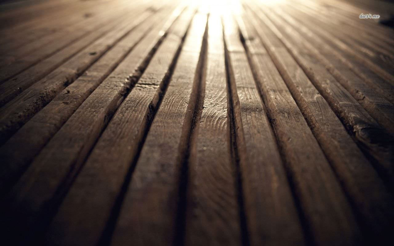 Wood Floor Texture Photography Wallpaper