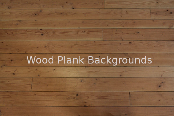 Wood Plank Backgrounds