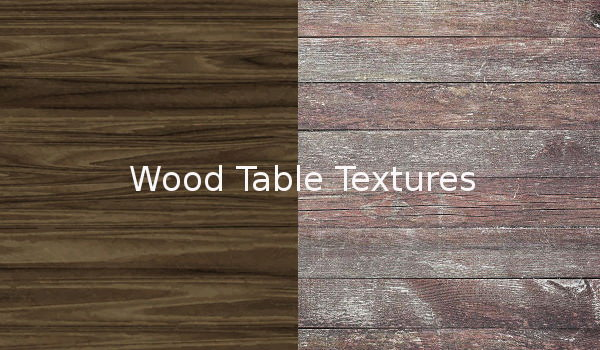 Wood Table Textures