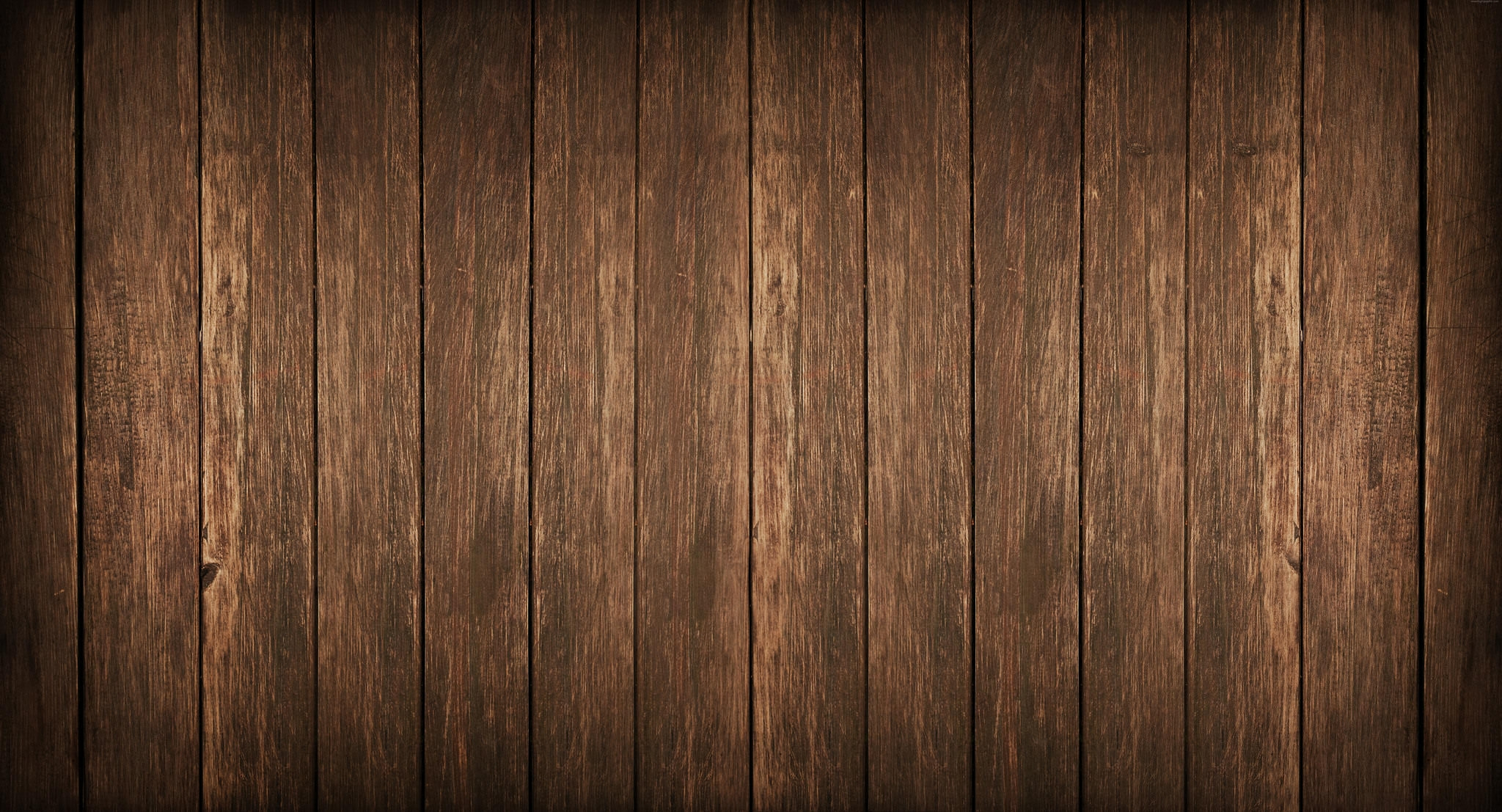 Wooden Panels Dark brown Background