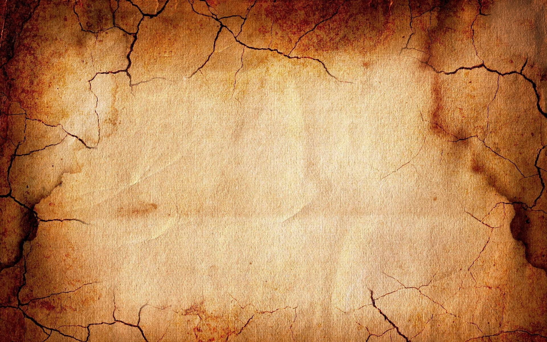 Wrapped Old Paper Background For Free