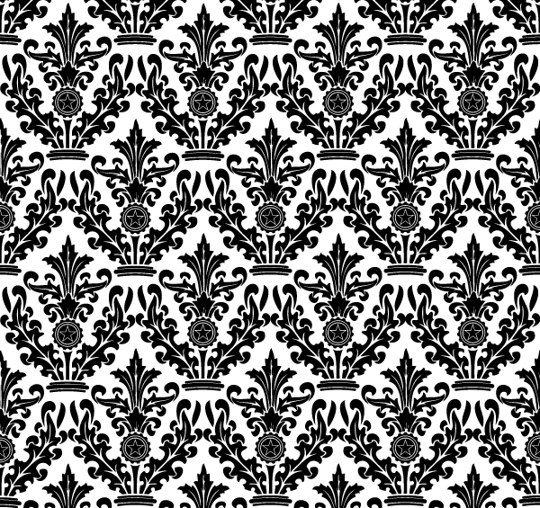 damask-floral-pattern-vector