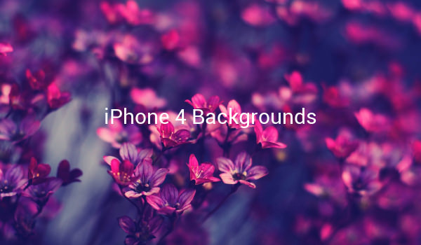iPhone 4 Backgrounds