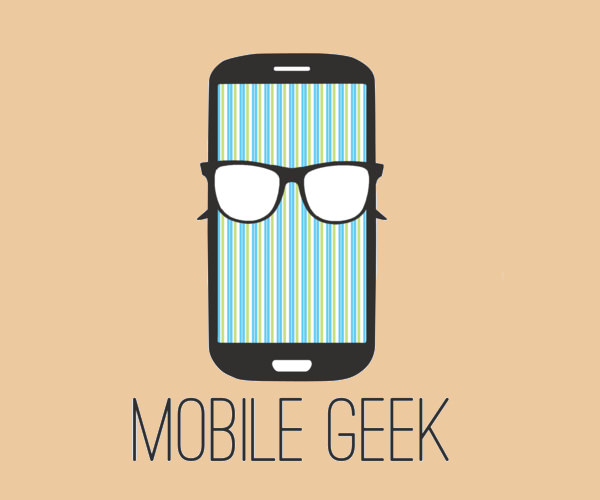mobile Geek Logo Design For Free