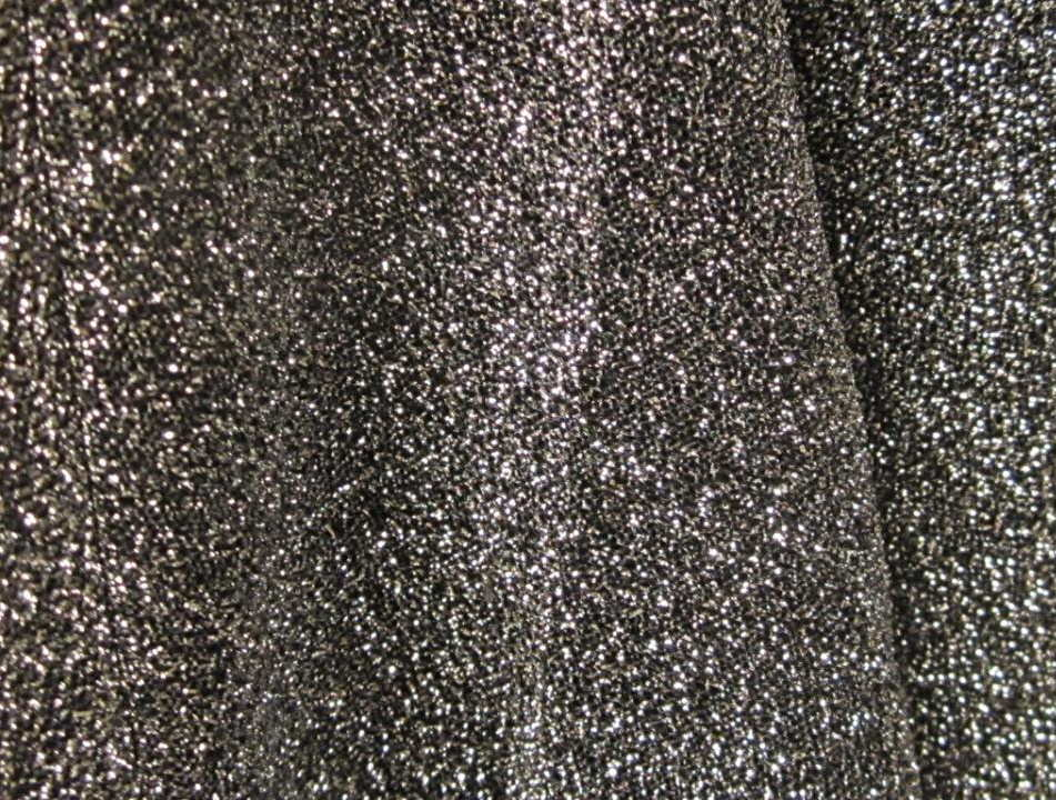 silver Glitter Tumblr Background