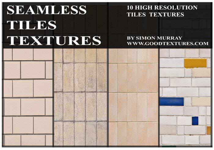 10 Seamless Tiles Textures