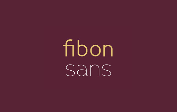 Fabulous Fibon Sans Regular Font