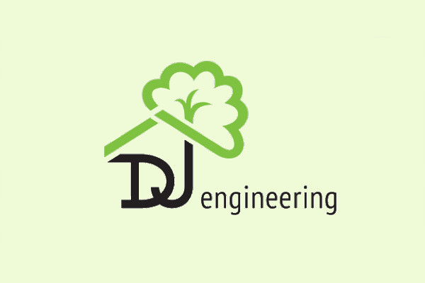 Home Design Engineering Logo