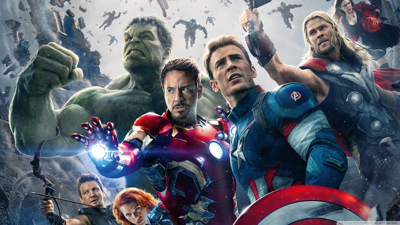 Marvels Avengers Age of Ultron Wallpaper