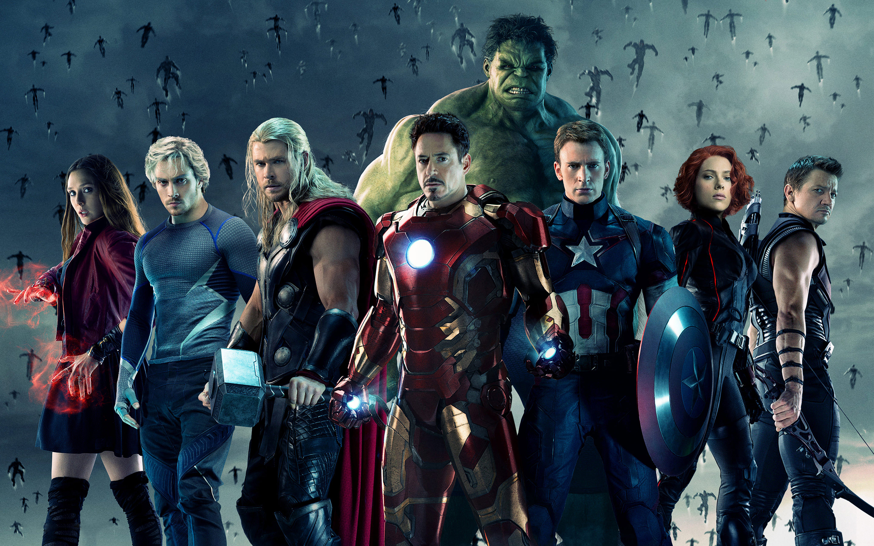 Amazing Avengers Age Of Ultron