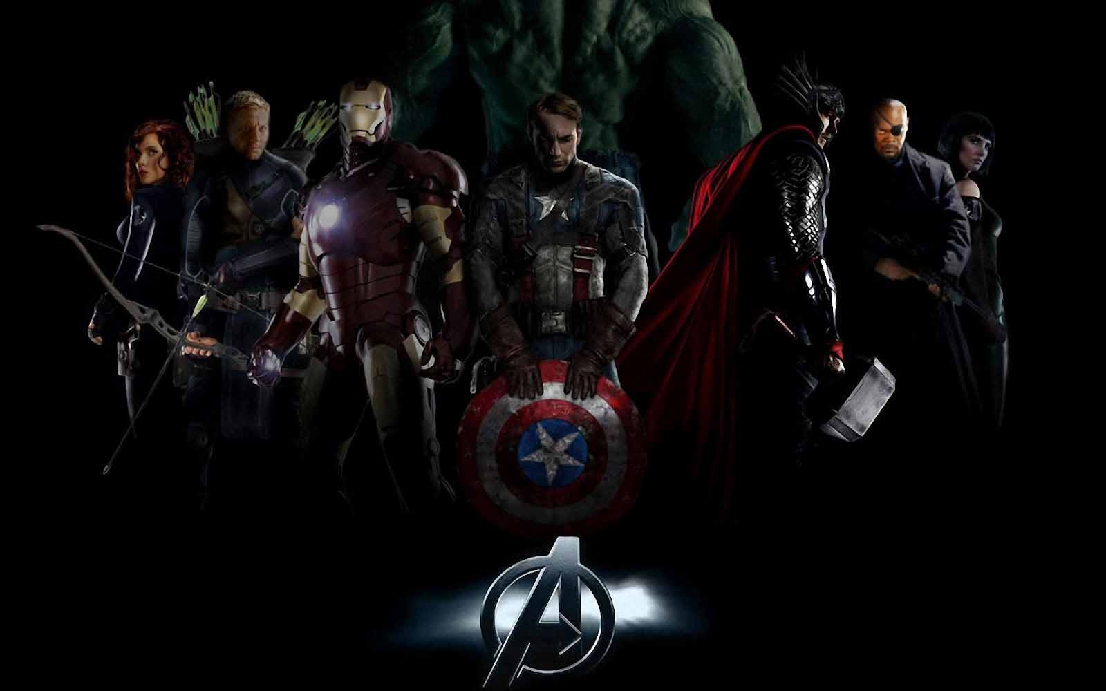 Avengers HD Wallpaper For Free