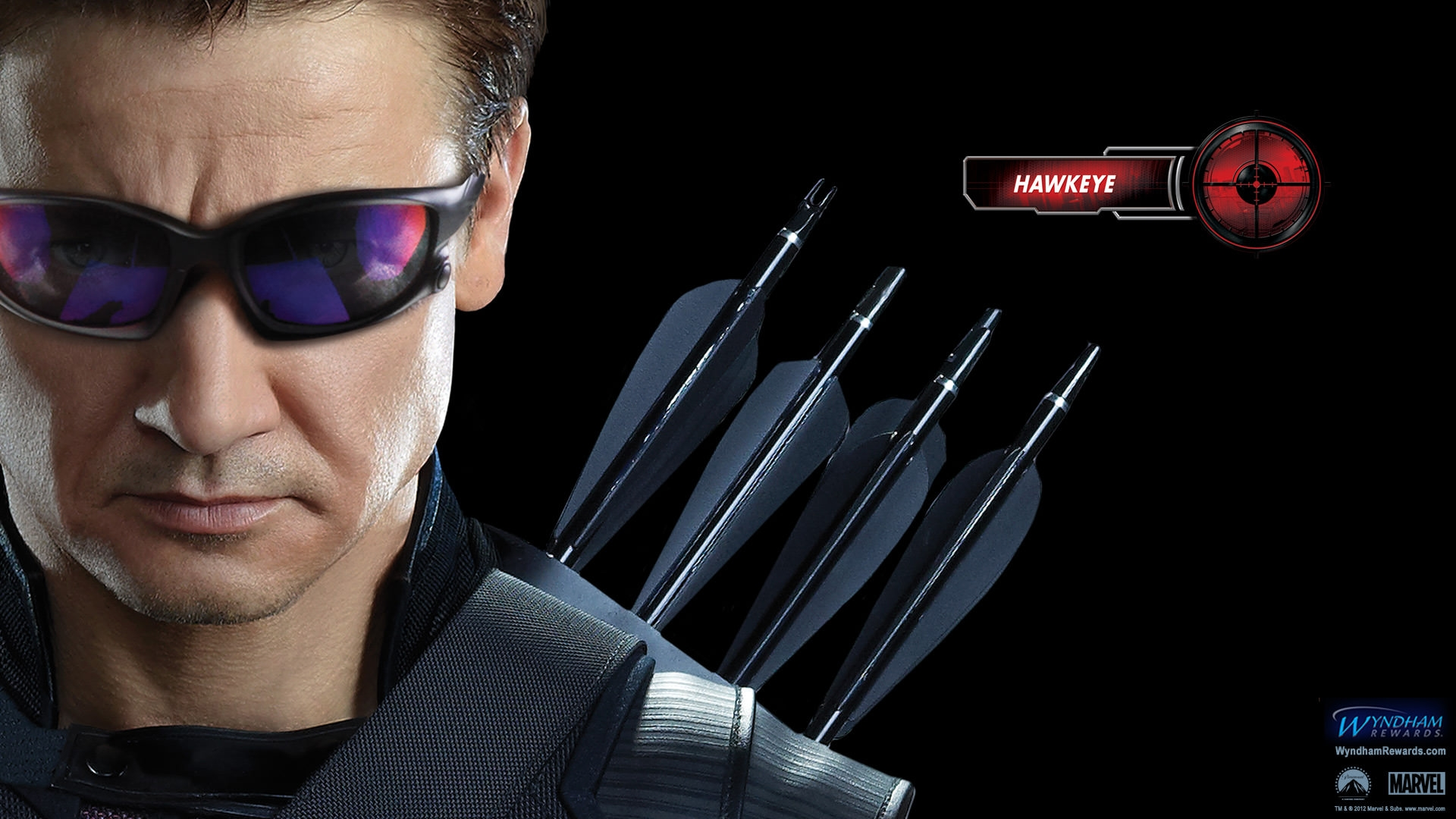 Hawkeye The Avengers Wallpaper