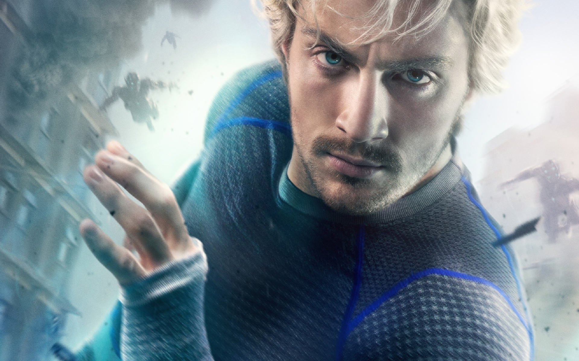 Johnson Quicksilver Avengers Wallpaper