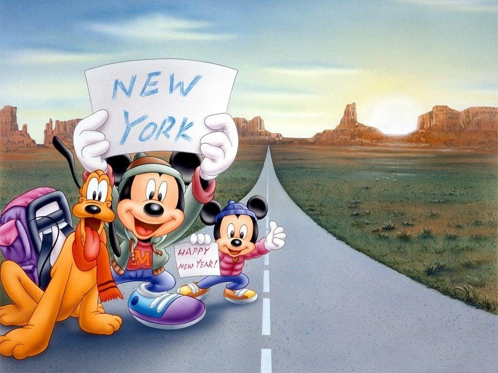 Walt Character Disney HD Wallpaper