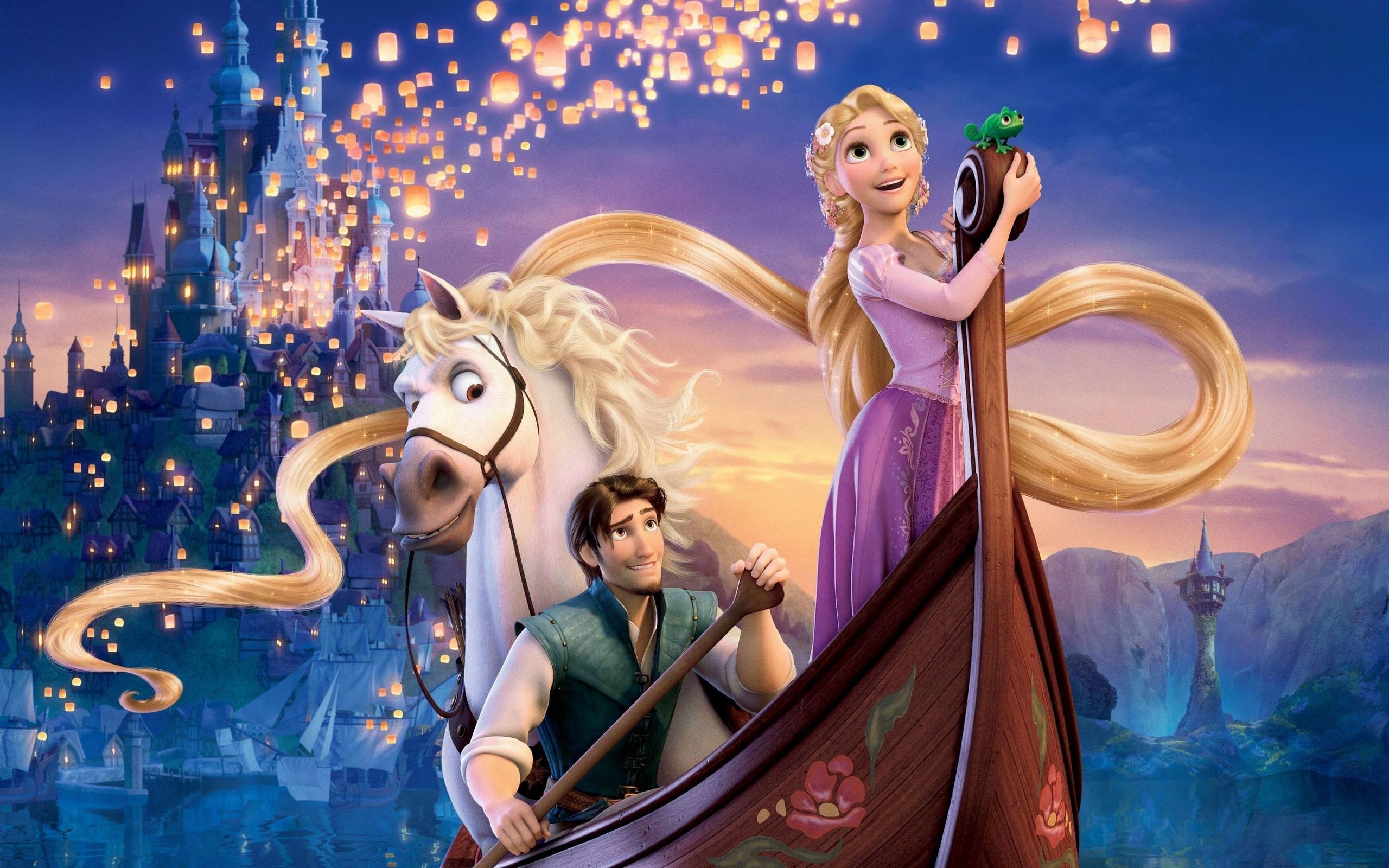 Tangled Disney Wallpaper