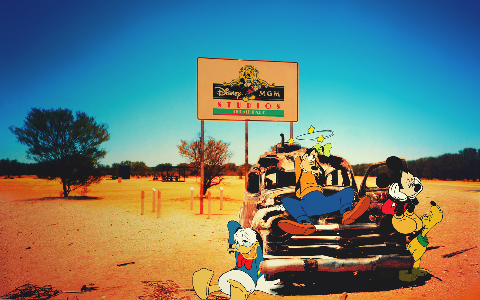 Cartoon HD Disney Wallpaper
