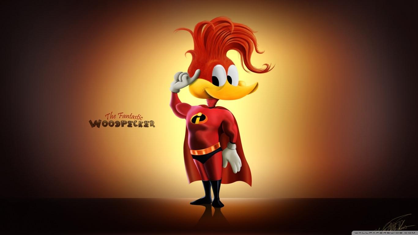 Woody Woodpecker Disney Wallpaper