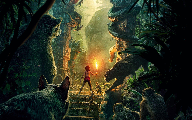 The Jungle Book Disney Wallpaper