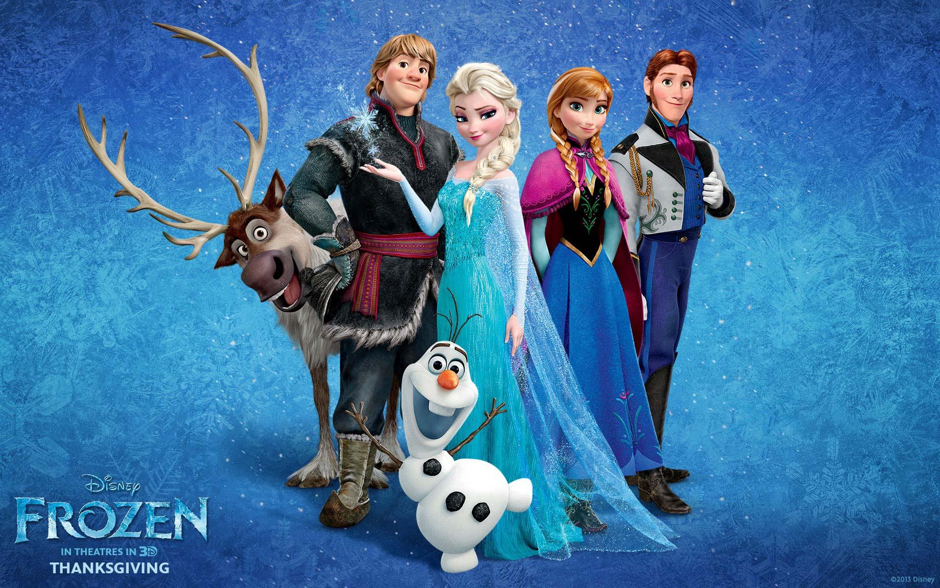 Frozen Disney Wallpaper For Free