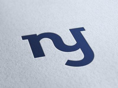 Stylish New York City Logo