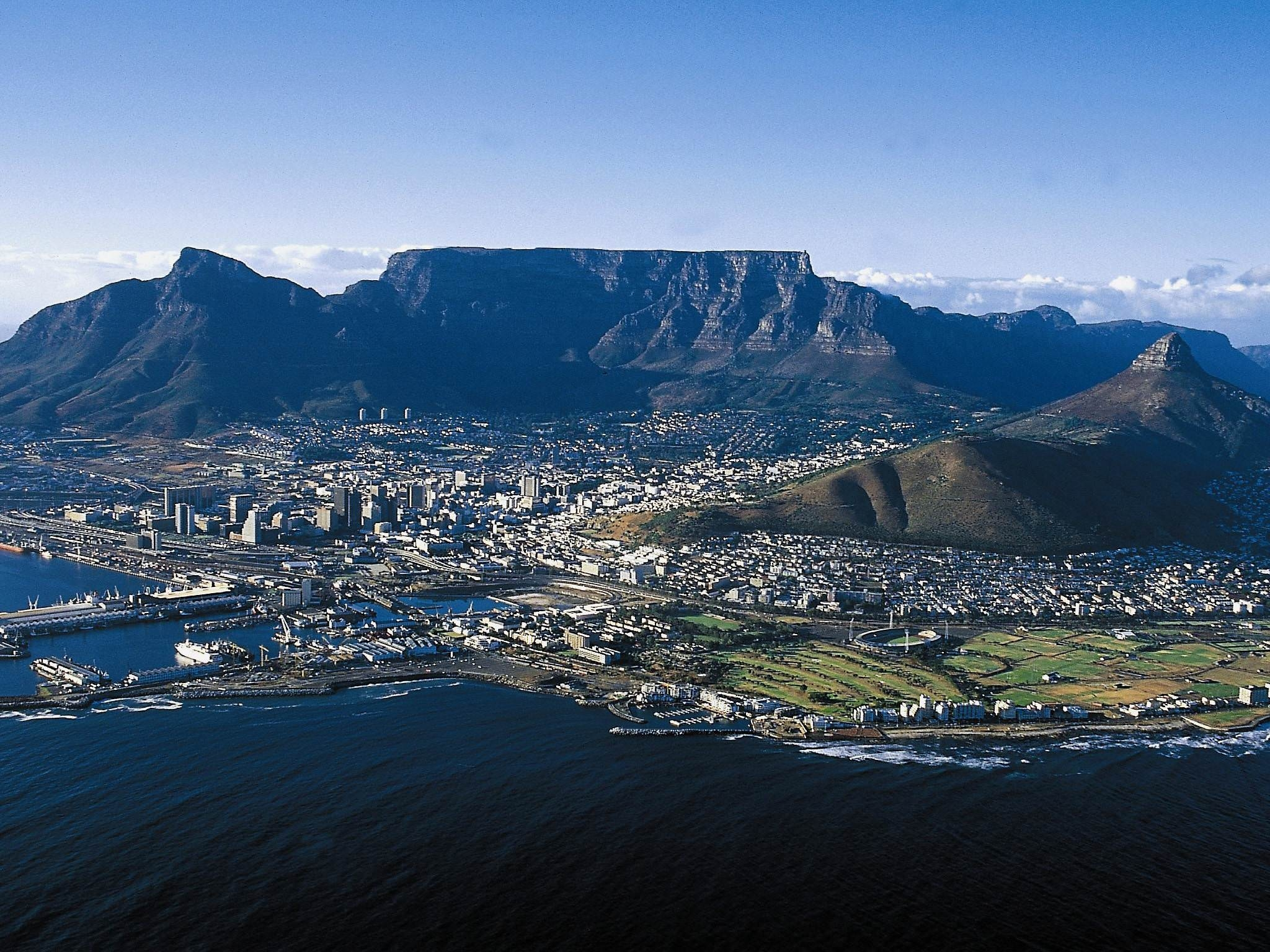 Table Mountain Wallpaper