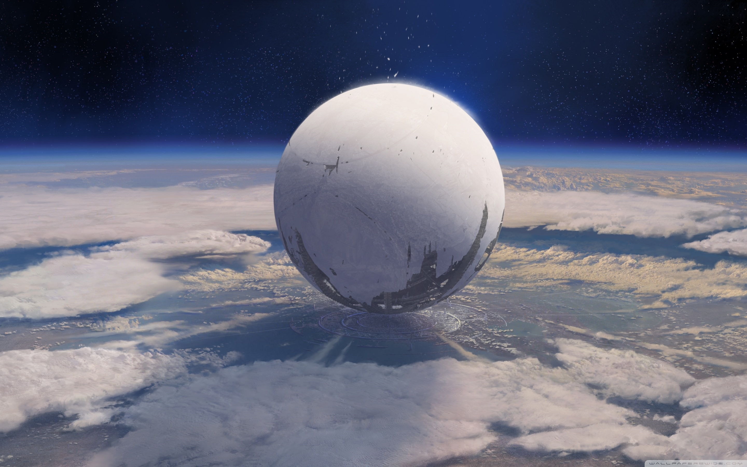Download Destiny Game Bungie wallpaper