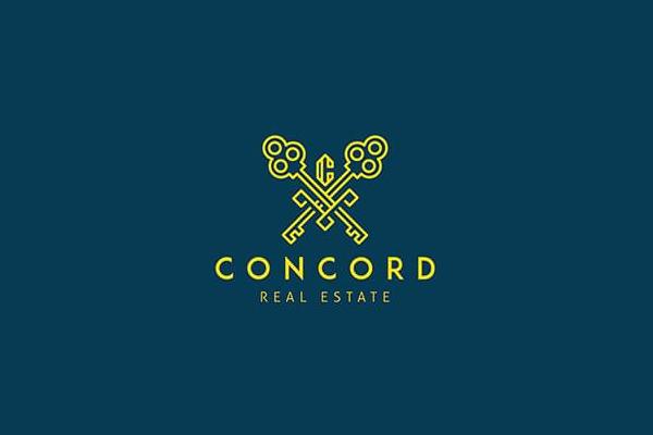 Concord Real Estate Logo