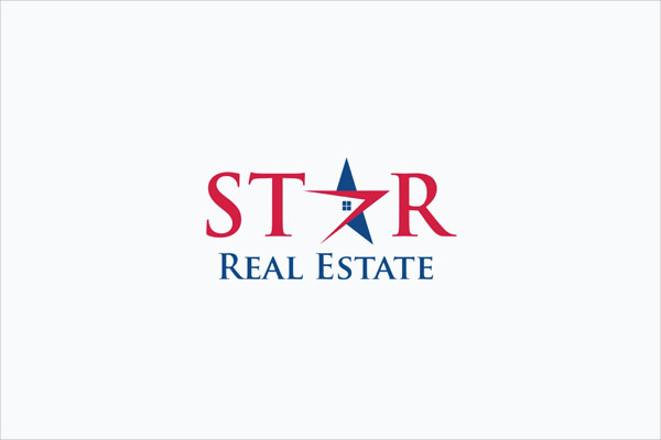 Star Real Estate Logo For Free