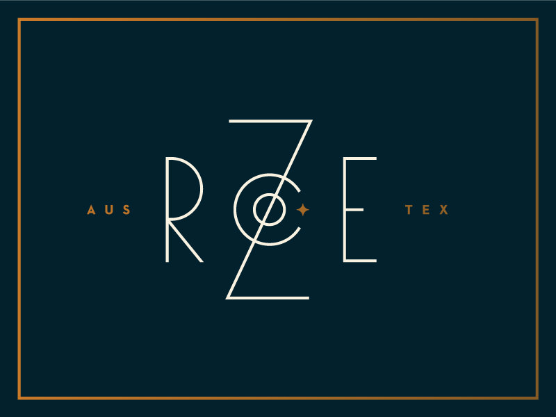 Zanz Real Estate Logo Design