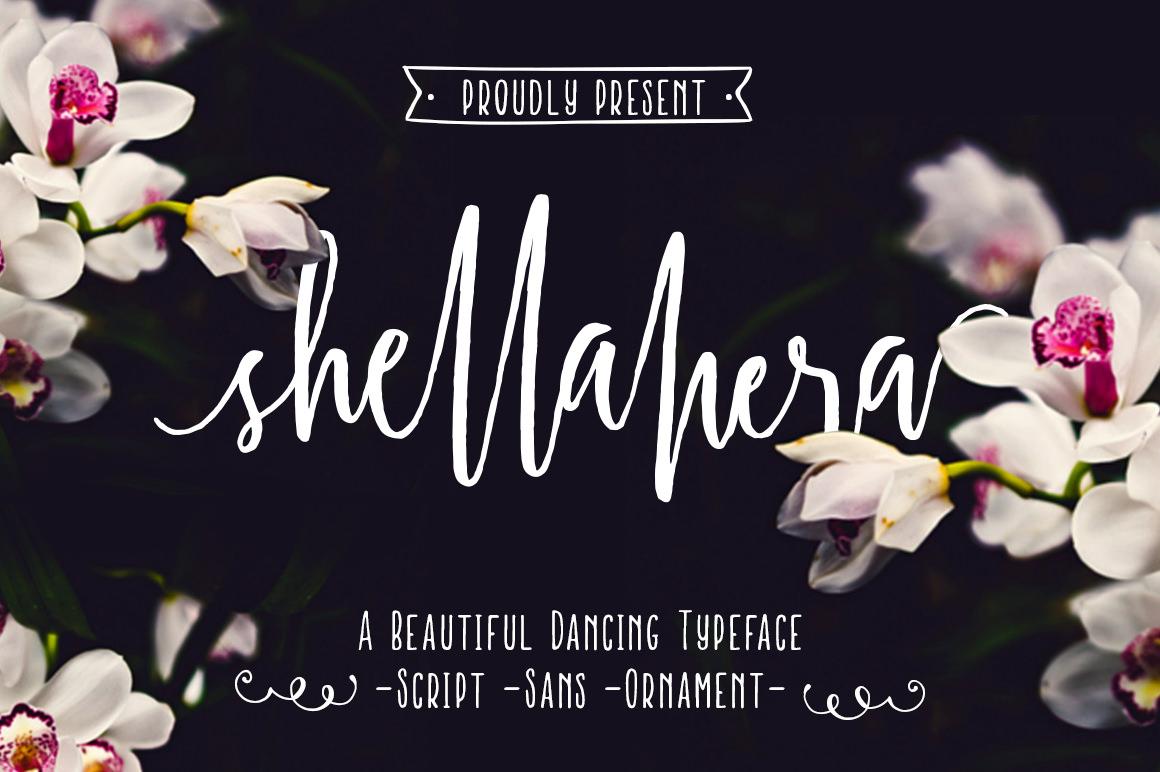 Mindblowing Shellahera Font
