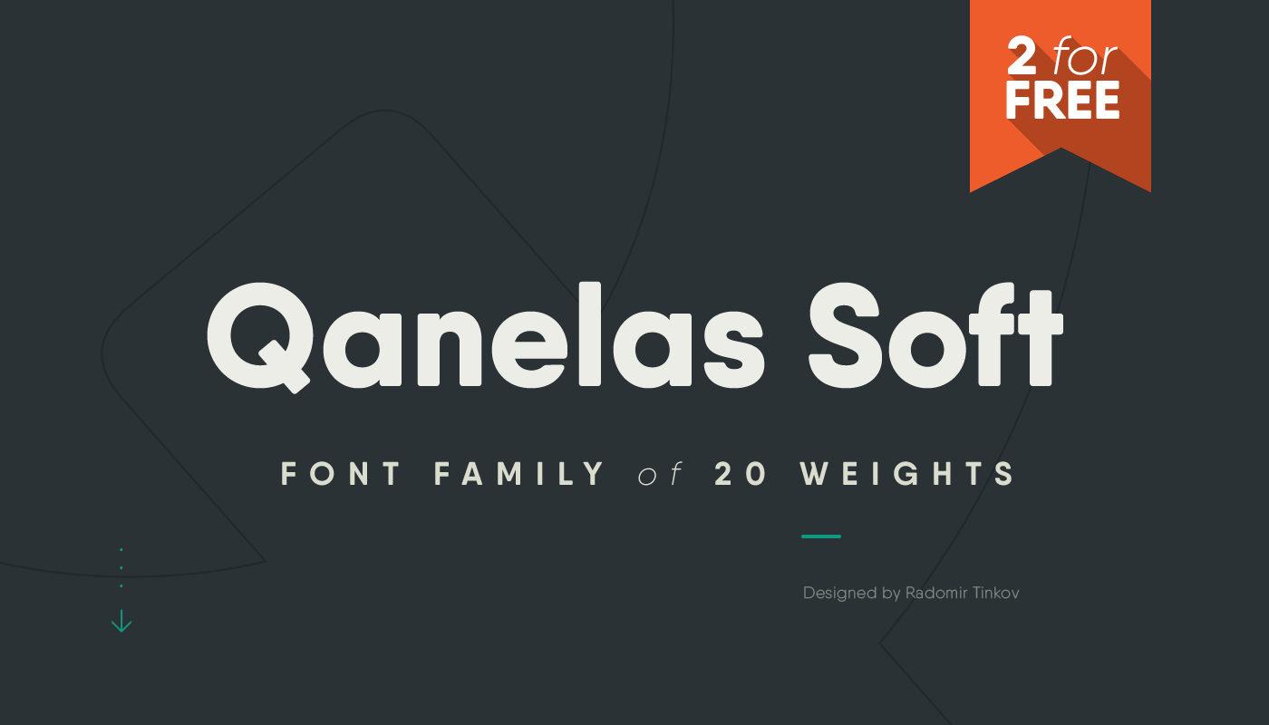 Elegant Qanelas Font