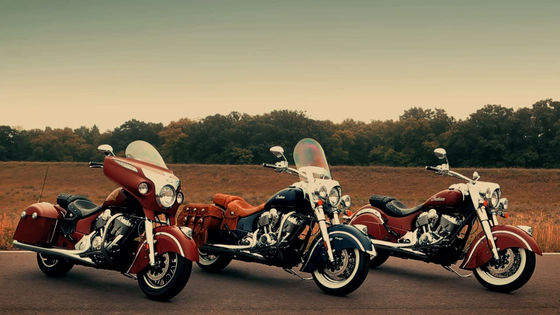 2014 Indian Motorcycle Wallpaper