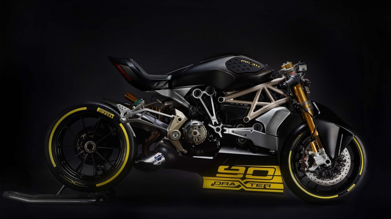 2016 Ducati DraXter Wallpaper
