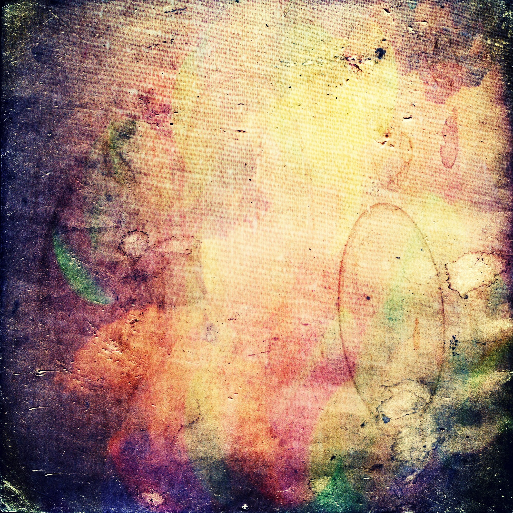 Abstract Bokeh Grunge Textures