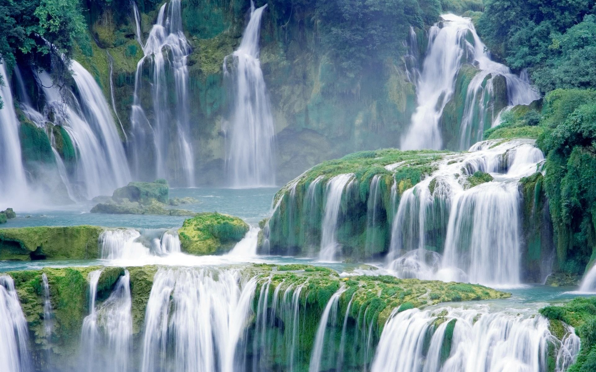 Waterfall Wallpaper For Download