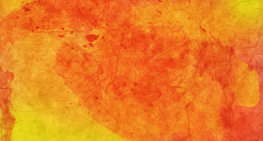 Yellowish Colored Grunge Texture