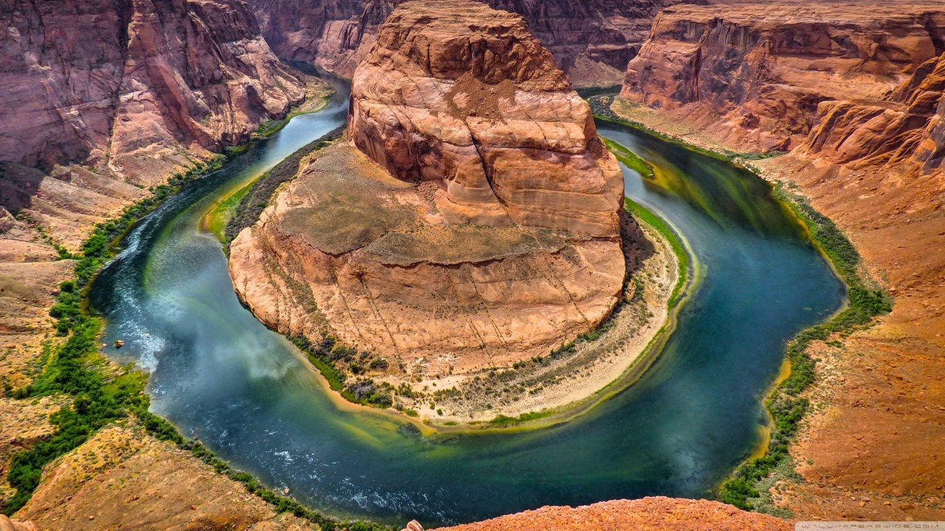 Horseshoe Bend Travel Wallpaper