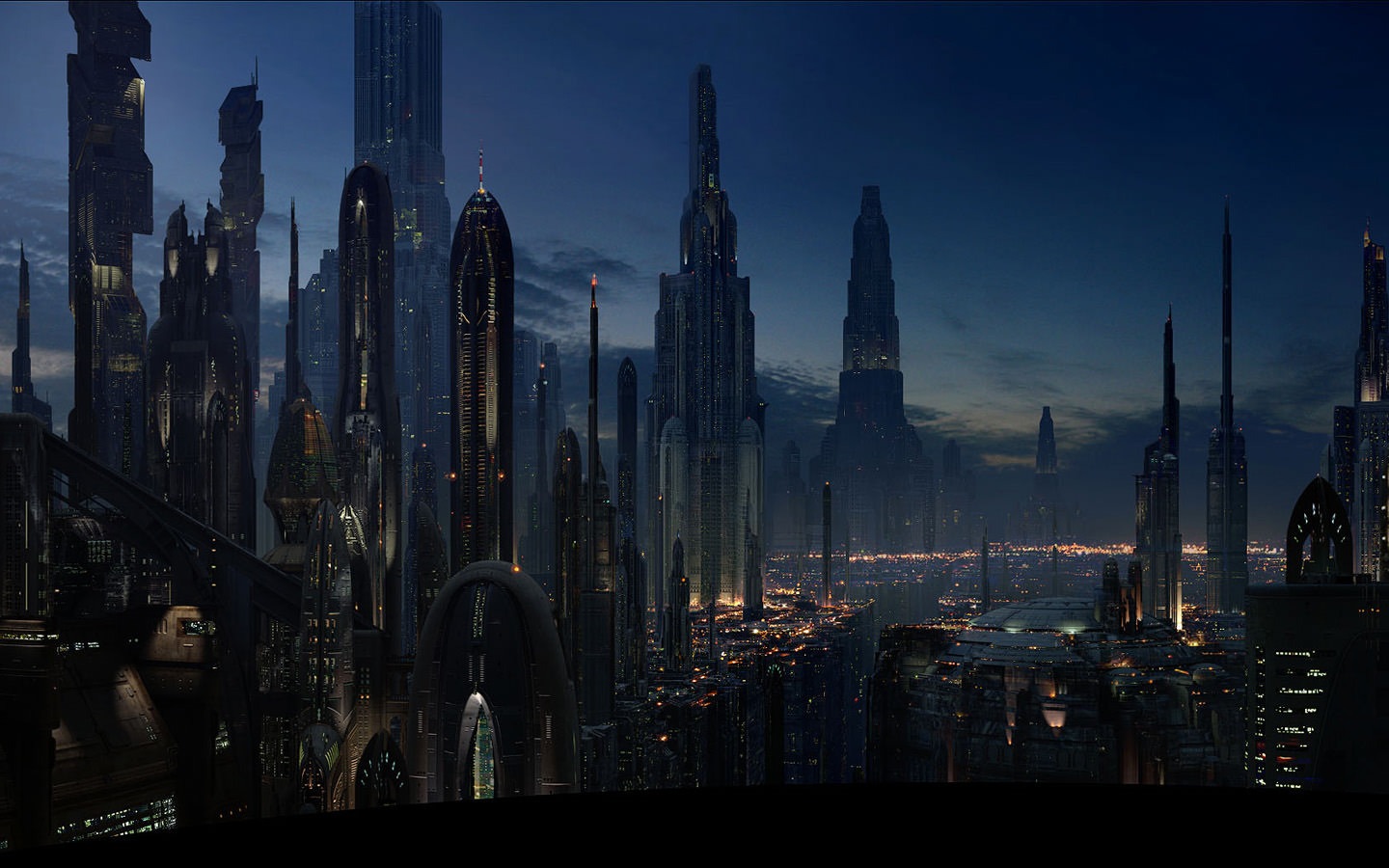 Star Wars HD Building Wallpapers