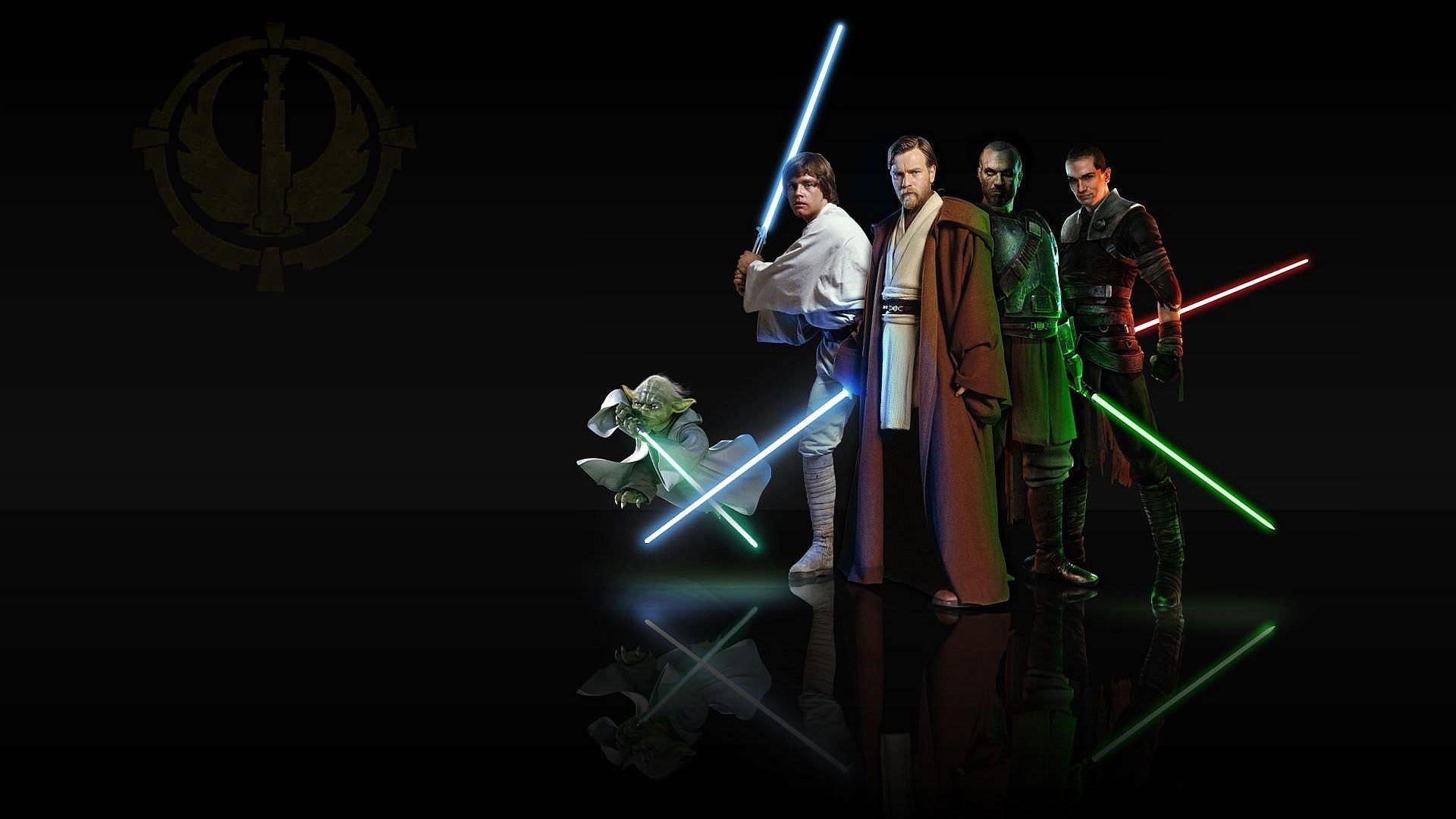 Star Wars Jedis Wallpaper For Free