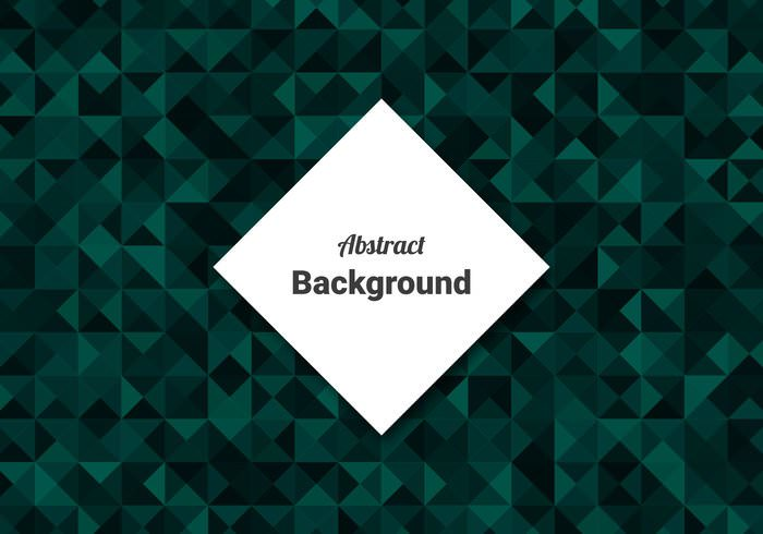Abstract Vector Polygon background