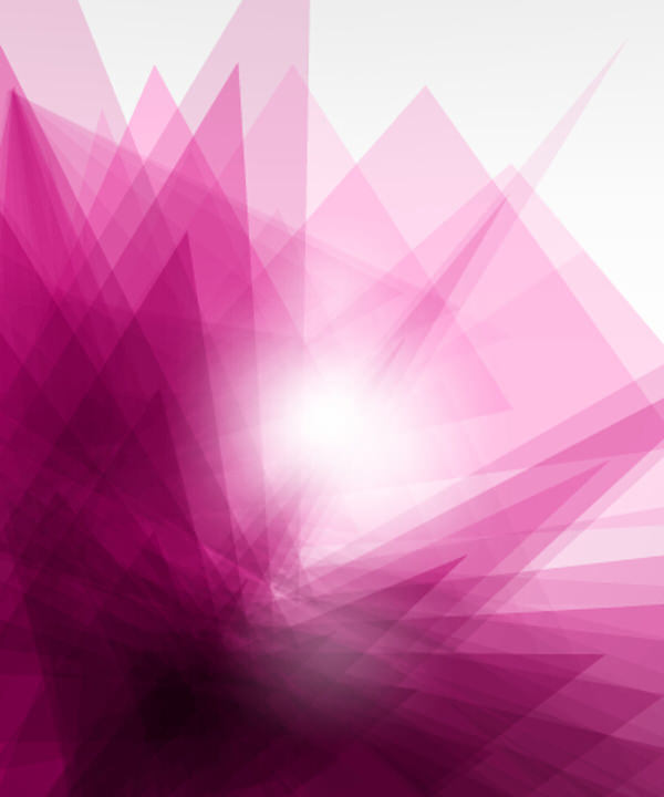 Shiny Polygonal Background vector