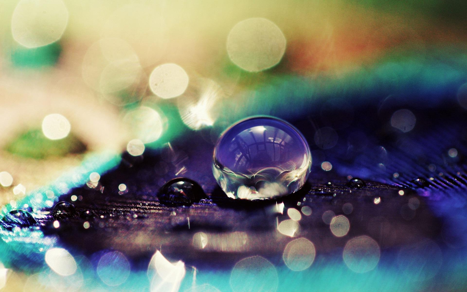 3d bubbles shine background wallpaper
