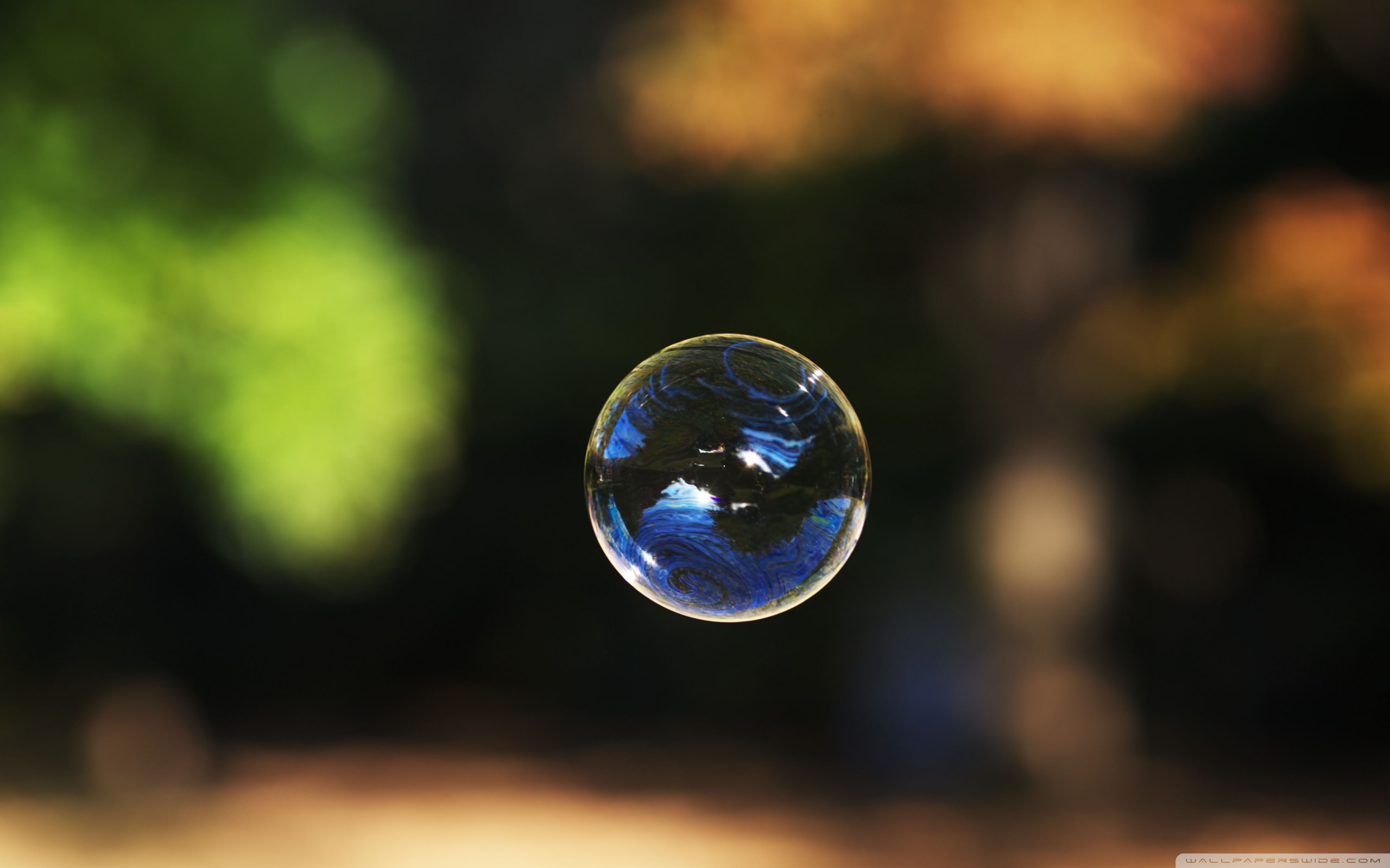 Download Soap Bubble wallpaper