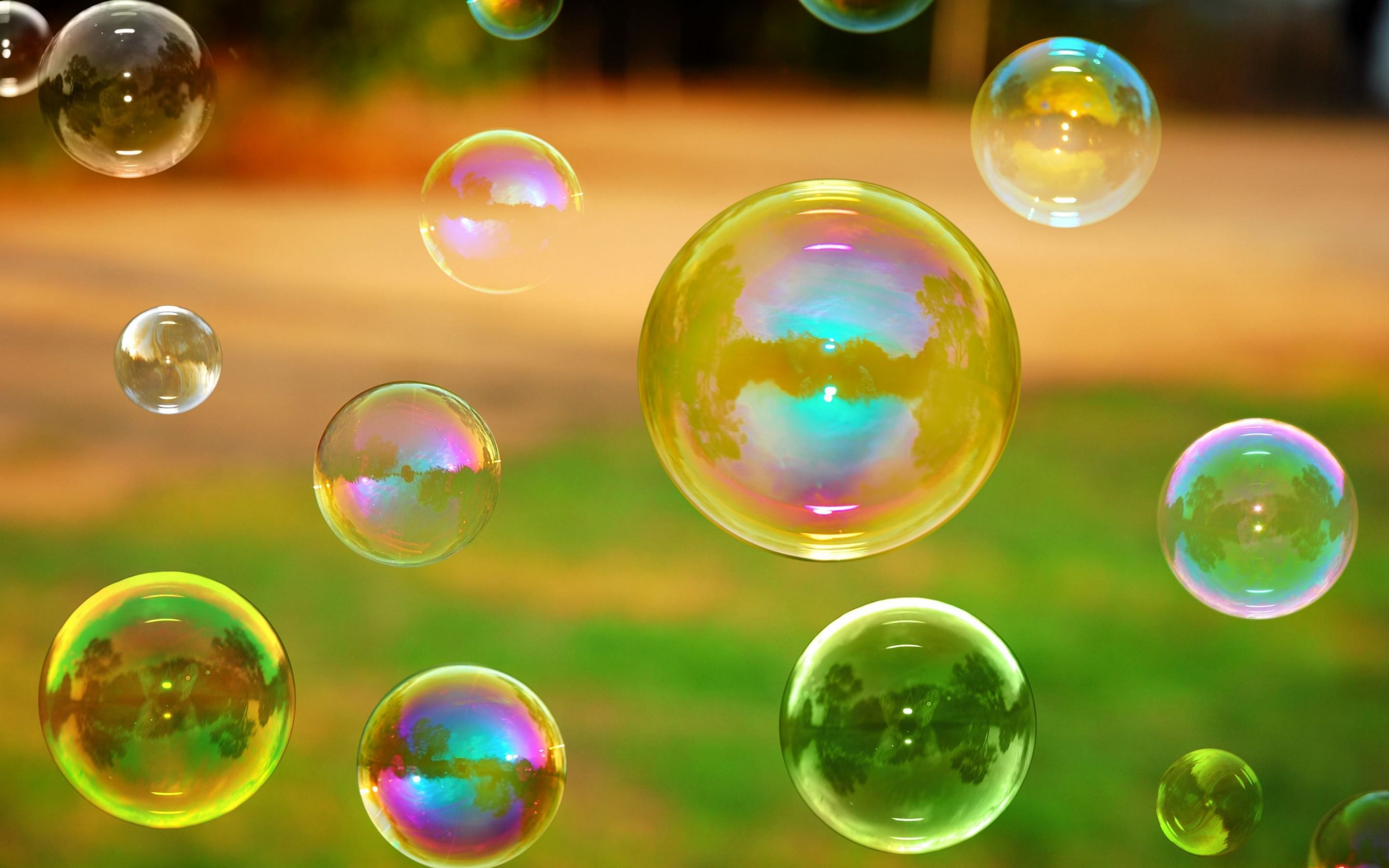 Amazing Bubble Wallpaper